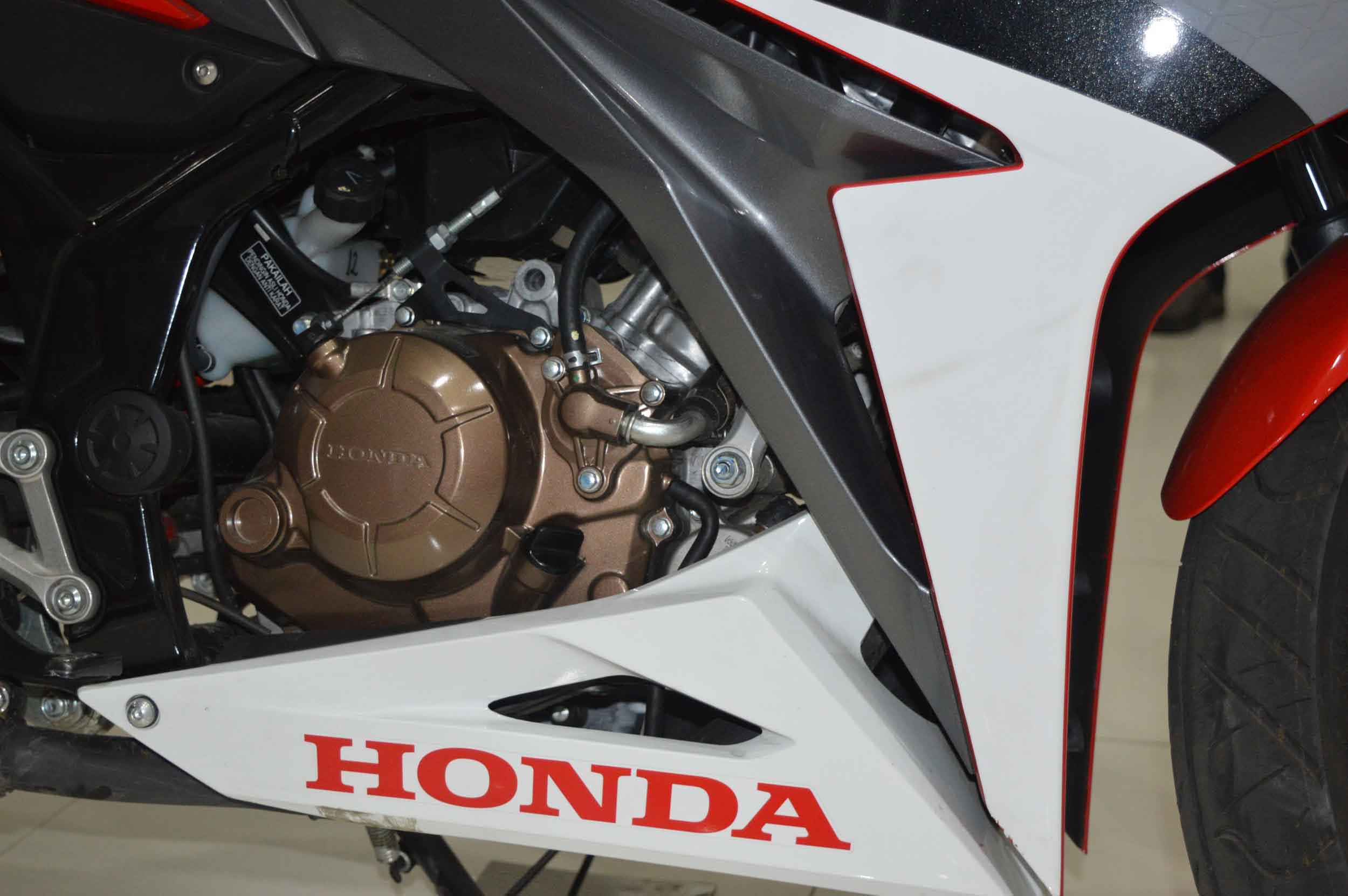 Honda Community Soft Launching Dan Test Ride All New Cbr 150 R 150r Racing Red Kota Semarang Seluruh Peserta Menjalani Di Sirkut Tawang Mas Prpp Cuaca Yang Sangat Mendukung Panas Bangete Cah Tetapi