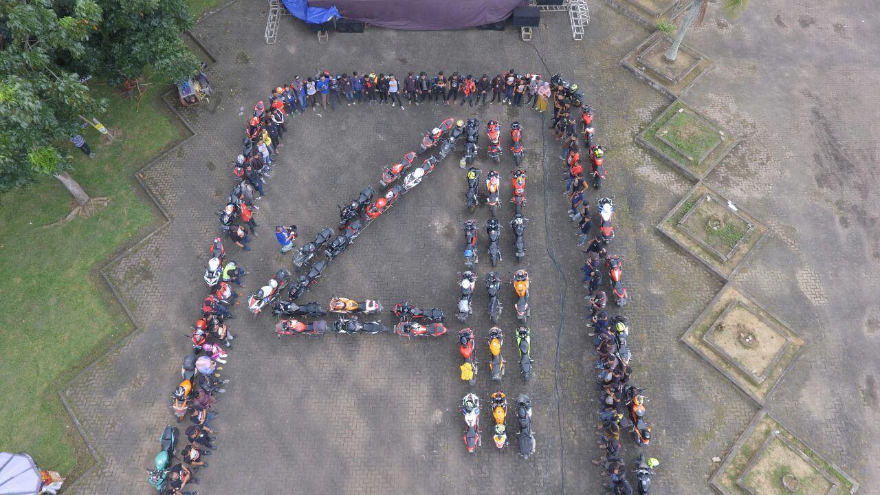 Jamreg 4 CBR Regional Sumatra