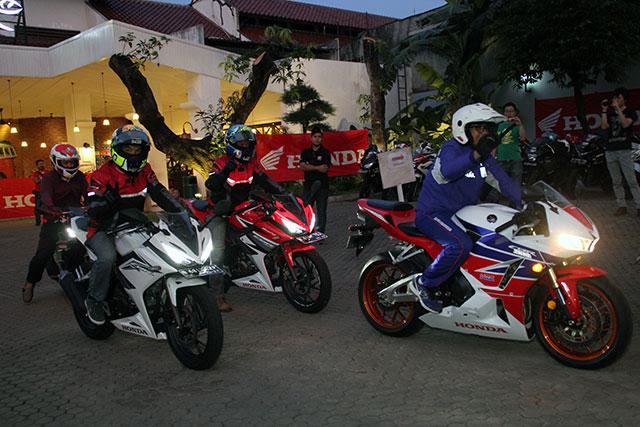 Honda Community Nobar Motogp Jerez Bersama Komunitas Cbr Jakarta