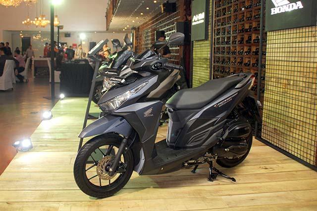 Honda Community - New Honda Vario 150 eSP Tampil Eksklusif Dengan ...