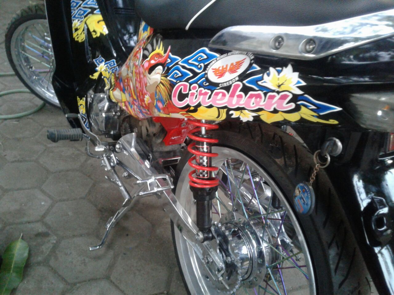 Honda Community Karisma Klimis Dari Cirebon