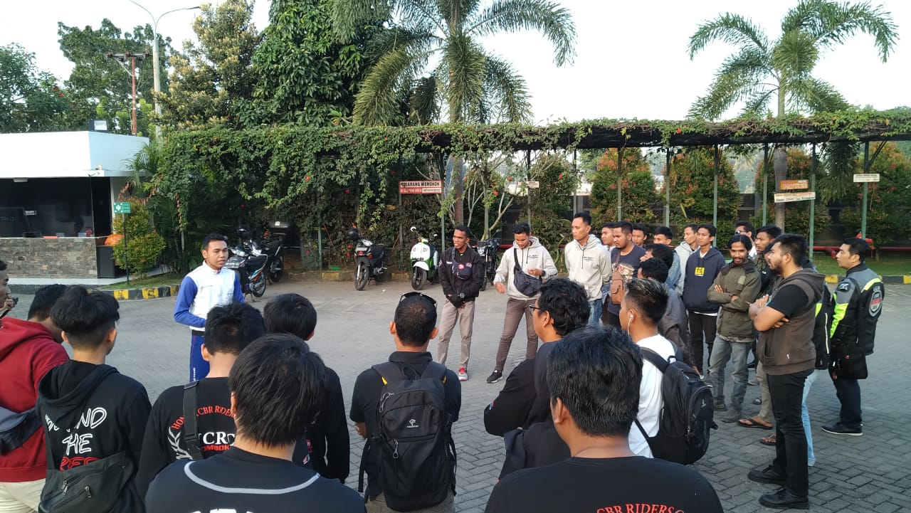 Briefing Safty Riding (Sugian)