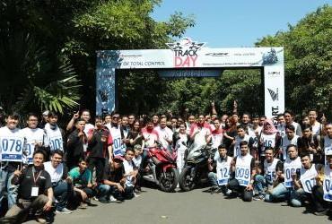 Track Day Honda CBR Community Surabaya