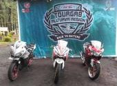 CROW Touring Gabungan AHC Majalengka, Jawa Barat Part 1