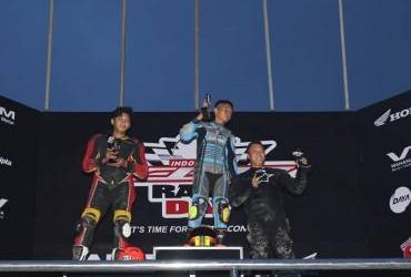 Indonesia CBR Race Day 2018 Seri 1 (Podium)