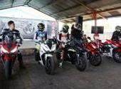 All New CBR 150R Track Day, Sirkuit Bukit Peusar Tasikmalaya
