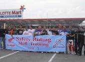 KOMPETISI SAFETY RIDING SKILL 2012 REGIONAL SUMATERA UTARA KATEGORI COMMUNITY