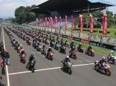 Indonesia CBR Race Day 2019 Seri 1 - Bikers Parade