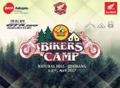 Honda Bikers Camp Jawa Barat All New Supra GTR 150