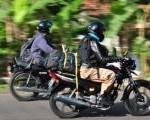 Mudik naik sepeda motor masih aman kok...asal ada persiapan & pemahaman...!!!