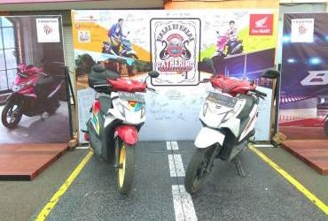 halal Bihalal Honda BeATkers