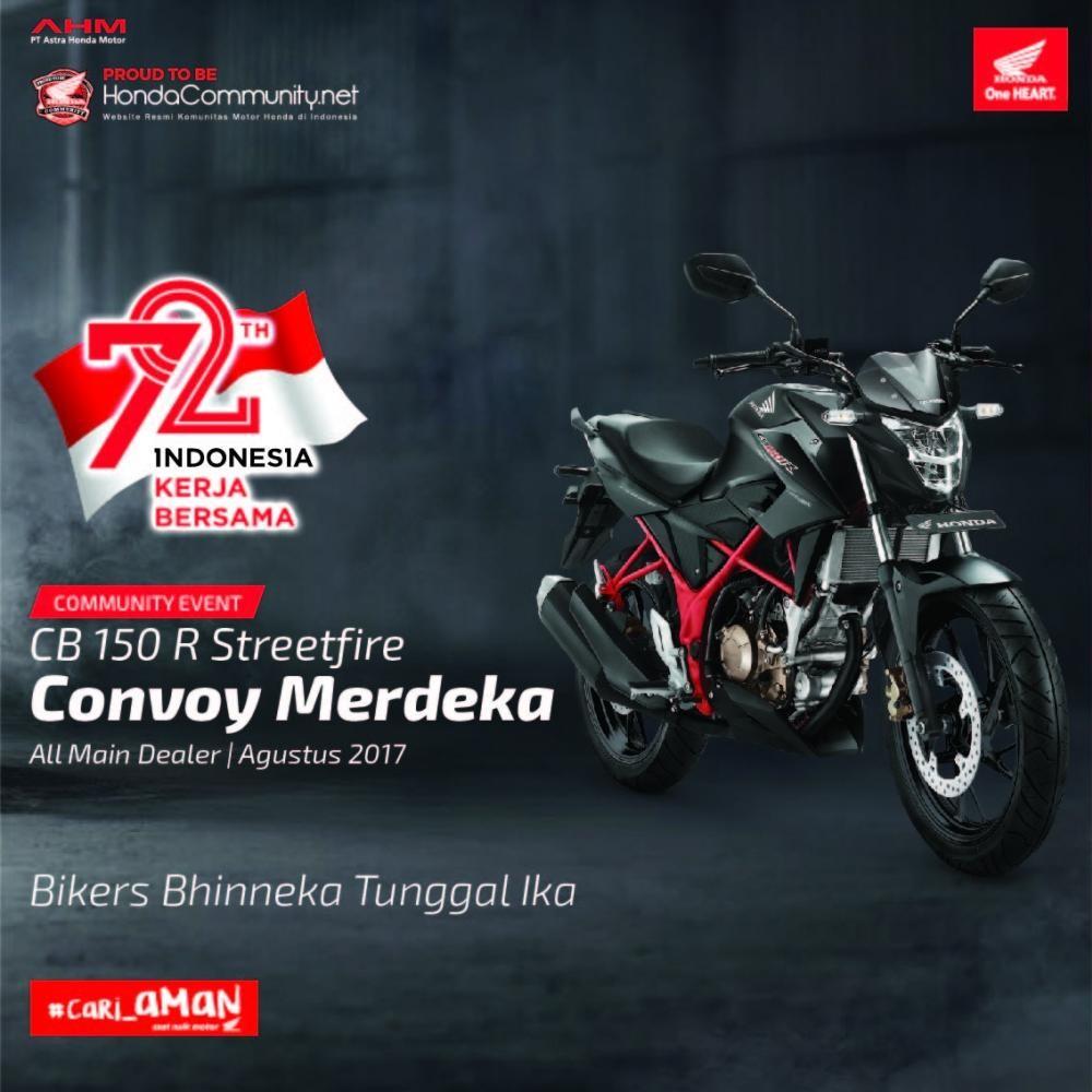 Banner Convoy Merdeka