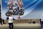 Lady Bikers ini Pernah Touring Dari Bali Menuju Lampung
