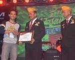 Semangat kemerdekaan di SATU DASAWARSA Surabaya Honda Community