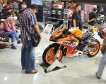 Honda Sport Motoshow Luncurkan Produk Sport Terbaru