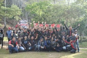 Honda Bikers Day (HBD) 2017 region Sumatera (Bag-1)