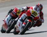 Dimas Ekky hampir meraih podium di Jerez