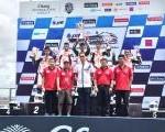 Pebalap Astra Honda Kibarkan Merah Putih Dua Kali di Ajang Thailand Talent Cup