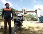 Keliling Sulawesi, Bismo HRC Jakarta Rencanakan Finish HBD Makassar.