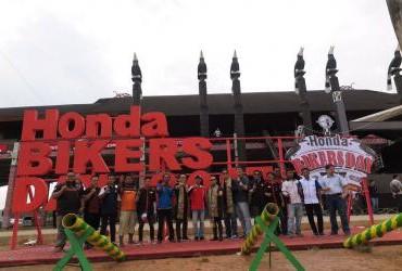 Honda Bikers Day (HBD) 2017 region Kalimantan (Bag-1)