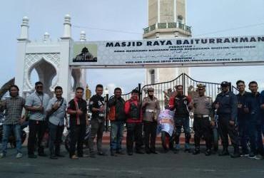 GasKeHondaBikersDay 2017  Aceh - Gunung Kidul