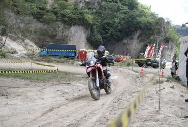 Test Ride Honda CRF250 RALLY