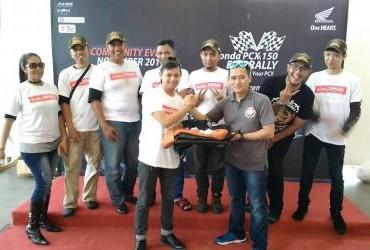 PCX Fun Rally Malang
