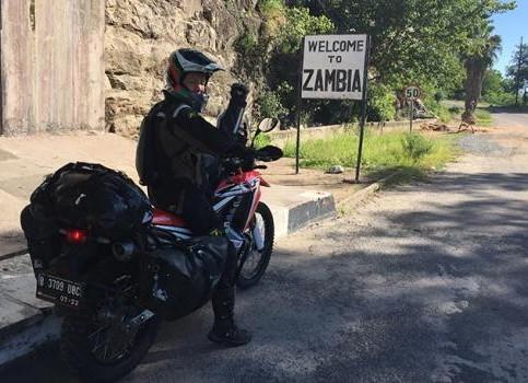Jelajah Zambia di Awal Tahun Baru 2018