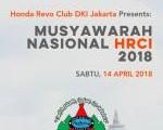 HRCI Belajar Demokrasi Lewat Musyawarah Nasional.