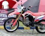 Honda CRF150L. Ragam Aksesories dan Harganya.