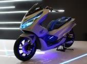 Honda PCX 2018 Futuristic Techno