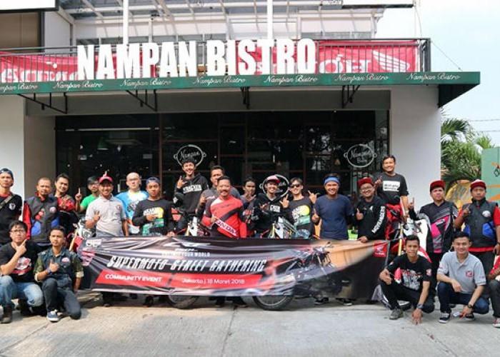 """Honda CRF150L Supermoto, """"Nampang"""" di Komunitas Jakarta"""