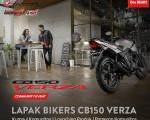Akhir Pekan Ini. Asosiasi Honda Jakarta Kumpul Lagi di Lapak Bikers CB150Verza