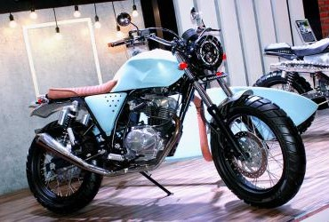 Honda CB150 Verza Modifikasi
