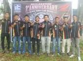 2nd Anniversary Blade Rider Club Medan (BRCM) pada 18 Maret 2018 di Blok Gading Sunggal