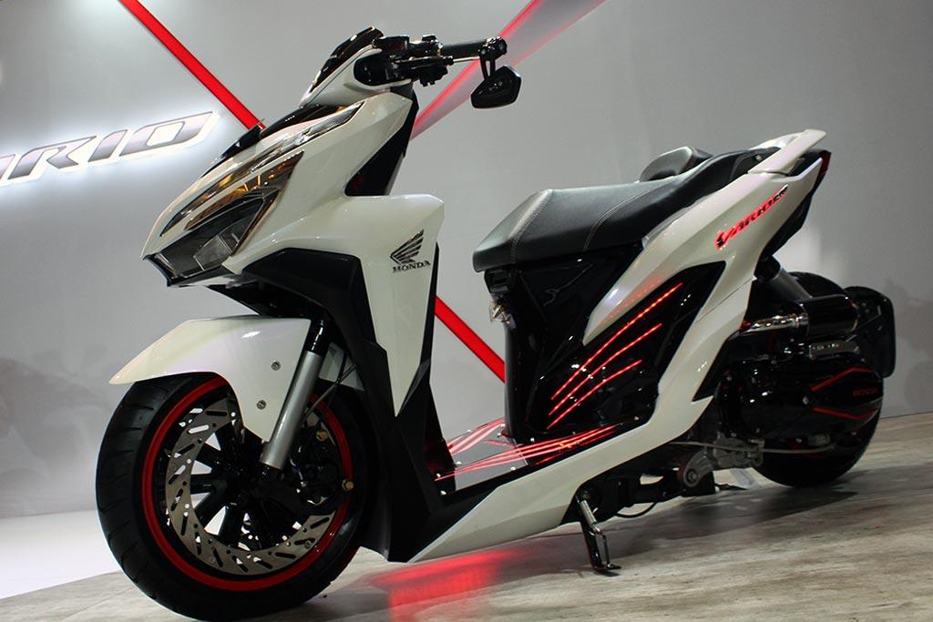 All New Honda Vario 150 Modifikasi