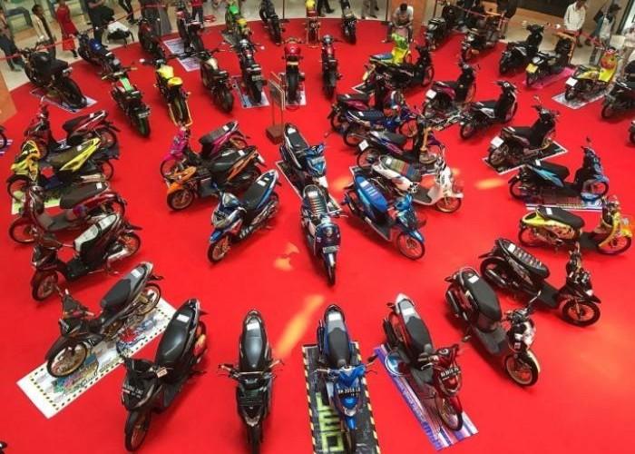 Dukung Kreativitas Anak Muda, Capella Honda Riau Gelar Honda Modif Contest 2018