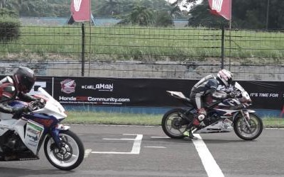 Indonesia CBR Race Day 2018 Seri-1
