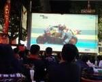 Atmosfer Seru Nonton Balap MotoGP Bareng Komunitas Honda