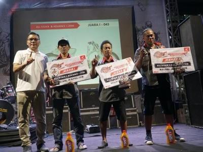 Honda Modif Contest Kota Malang Tahun 2018 (Part-12)