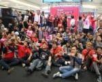 Honda Sport Motorshow di Meriahkan oleh Bikers AHJ dan AHMT.