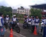 Komunitas Motor Honda Jambi Ikuti Kompetisi Keselamatan Berkendara, Inilah Pemenangnya