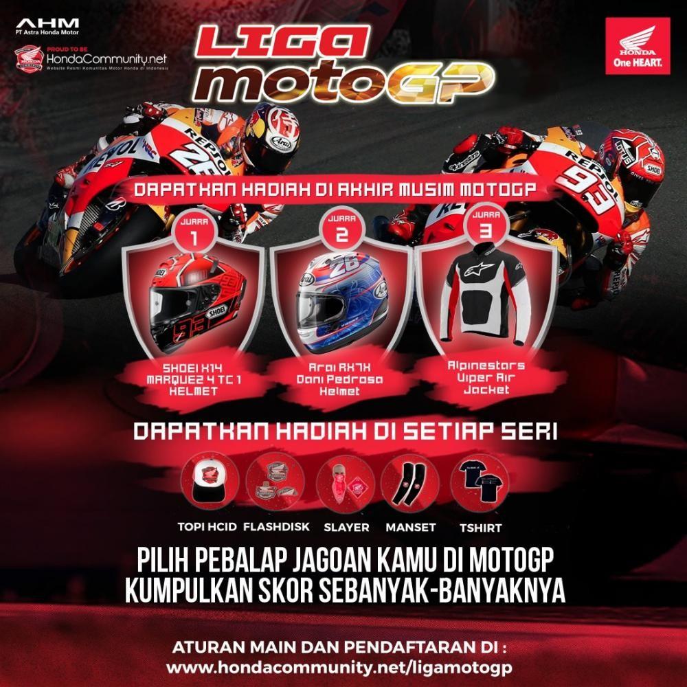 Liga MotoGP 2018
