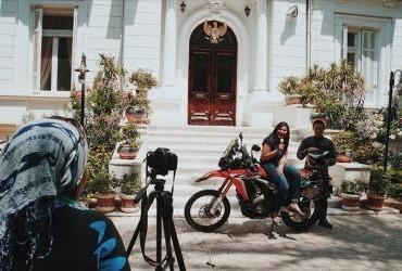 Wheel Story 5, Dari Cairo ke Alexandria