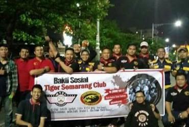 Baksos Tiger Semarang Club
