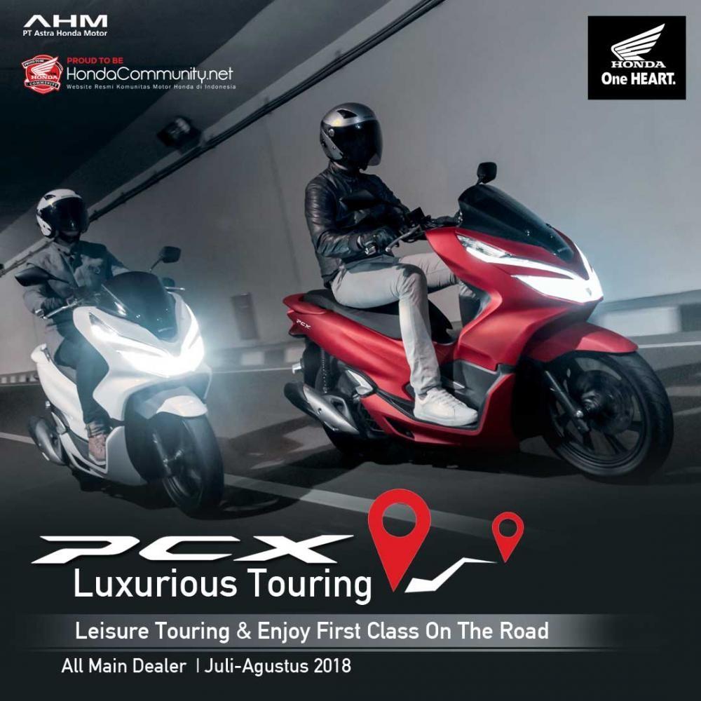 PCX Luxurious Touring