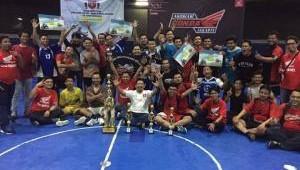 Ketupat Futsal Community Cup. Ini Klub AHJ Juara Tahun Lalu