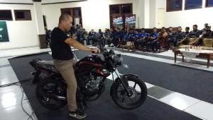 Klub-Klub IMHB Antusis ikuti SaturdayRide & Modification Garage di Bandung