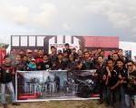 IMHP Gelar Lapak di Launching CB150 Verza