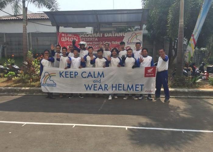 CBR Riders Jakarta ikuti SRC Di  Wahana Jatake.
